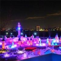 Омский ледовый городок «Беловодье» оснастят дополнительной парковкой