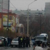 В Омске полицейские задержали пьяного нарушителя, перекрыв ему дорогу