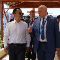Виктор Назаров пригласил китайских бизнесменов на выставку «АгроОмск-2016»