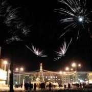 Омскгидромет сделал прогноз на новогоднюю ночь