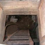Пенсионер обнаружил мумию в собственном погребе