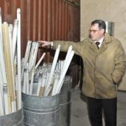 В омских учреждениях образования хранится 150 тысяч отработанных ртутных ламп