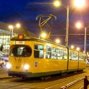 Омичи предложили губернатору пересесть на трамвай