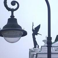 Театру имени Вахтангова на открытии фестиваля «Академия» вручили «Крылатого гения»