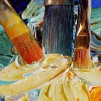 Омские художники поселятся на Перелёта