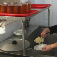 Больные повара кормили детей в омской гимназии