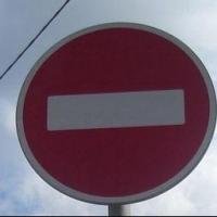 В Октябрьском округе Омска на три дня закрыли движение транспорта