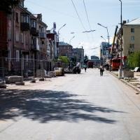 В начале сентября на улице Ленина в Омске частично пустят движение