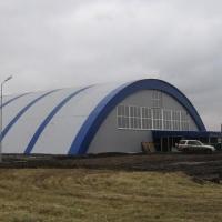 Крытый каток в Омской области назвали в честь Анатолия Тарасова