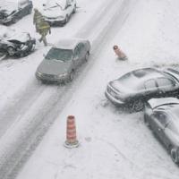 В Омске в дорожной аварии погиб водитель ВАЗ-2114