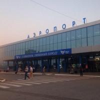 Омский аэропорт предлагают назвать именами врачей Полуэктова и Бисяриной