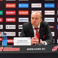 Скабелка извинился перед болельщиками за крупное поражение «Авангарда»