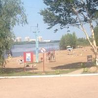 В Омске официально завершился пляжный сезон