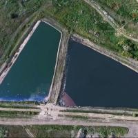 Роспириднадзор проверяет цветное озеро возле завода «Омский каучук»