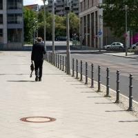 В Омске появятся 70 новых тротуаров