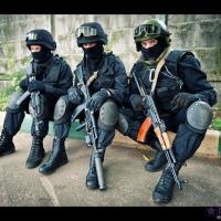 Омские снайперы СОБР вернулись со Ставрополья с наградами