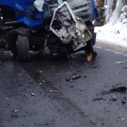 В Омской области дальнобойщик обвинил свой автомобиль в гибели пограничницы