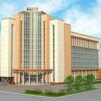 Главный учебный корпус Омского госуниверситета достроят в этом году