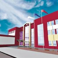 Новая омская школа за 360 миллионов вместит 550 учеников