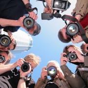 Омских фотографов не пустили на День города