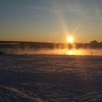 Рабочая неделя в Омской области начнется с аномальных холодов