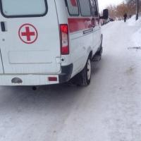 В результате столкновения двух иномарок в Омске пострадала двухлетняя девочка