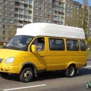 Нетрезвый водитель маршрутки остановлен на проспекте Маркса