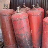 В Омской области выявлены нарушения в хранении и заправке газовых баллонов