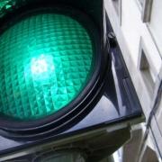 На перекрестке Маркса и Масленникова продлили зеленый свет