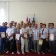 В спорткомплексе «Красная звезда» прошла встреча с ведущими спортсменами Омска