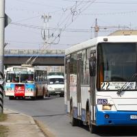 На маршруты к городским кладбищам 10 мая выйдут 220 автобусов