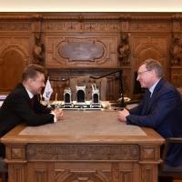 «Газпром» в 2018 году даст более 1 млрд рублей на газификацию Омской области