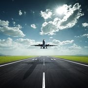 Аэропорт эвакуировали из-за свертка