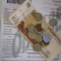 В ноябрьских квитанциях ОАО «ОмскВодоканал» появятся пени