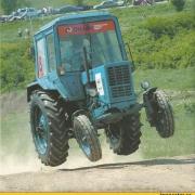 В Азовском районе погиб тракторист