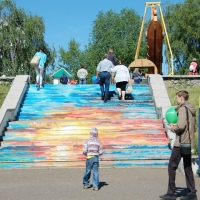 На два дня «Зеленый остров» станет площадкой для праздника омской молодежи