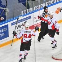 Четверо игроков «Авангарда» вызваны в олимпийскую сборную России