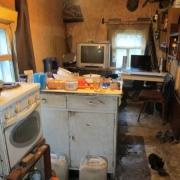 У омской семьи забрали мешки наркотиков