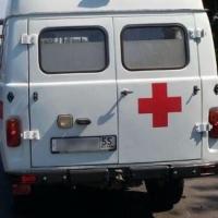 Омские полицейские помогли госпитализировать грудничка, попавшего в ДТП
