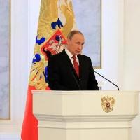 Президент России считает необходимым раскрывать таланты детей