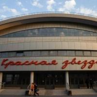 Мишаня стал талисманом омского спортивного комплекса