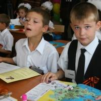 Омские школы отобрали будущих математиков и переводчиков