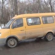 В Омской области дорожная полиция отогрела десятерых пассажиров неисправной маршрутки
