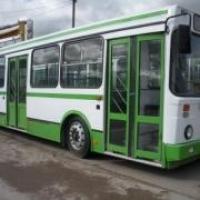 В Омске изменили схему движения автобуса № 64
