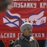 Парламент Крыма объявил независимость автономной республики