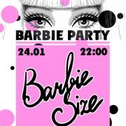 """В Омске пройдёт """"Barbie party"""""""