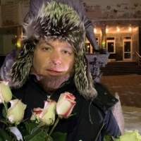 Актер Олешко поблагодарил тарчан за теплый прием, а театр Вахатнгова – за морозную командировку