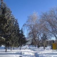 Омичей ожидают умеренно морозные выходные