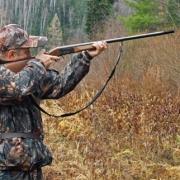 В Омской области мужчина сдал полиции ружье, купленное за тысячу рублей