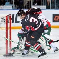 Омские хоккеисты уступили казанским в овертайме